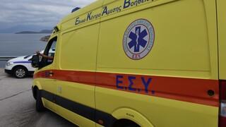Ηγουμενίτσα: Πεζός παρασύρθηκε από μηχανή