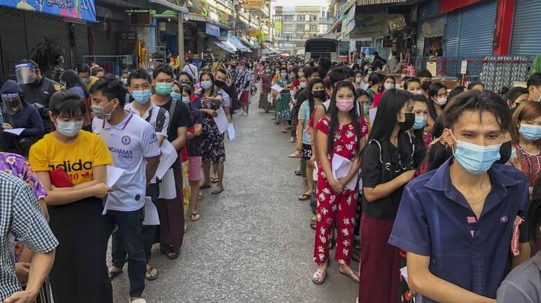 Ταϊλάνδη: Μερικό lockdown στη Μπανγκόκ μετά τη ραγδαία άνοδο των κρουσμάτων κορωνοϊού