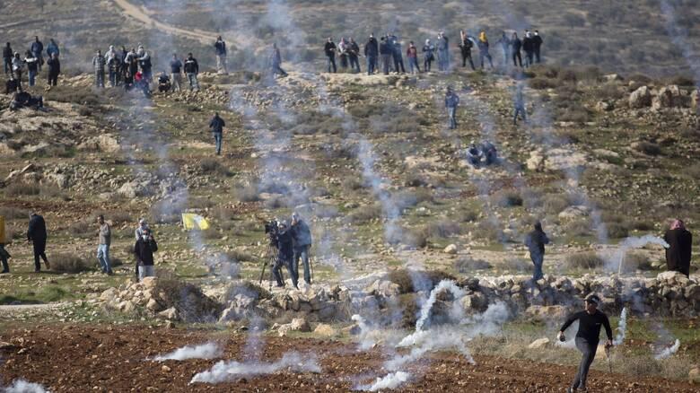 Ισραήλ: Παλαιστίνιος τραυματίστηκε από ισραηλινά πυρά στη Δυτική Όχθη και έμεινε τετραπληγικός