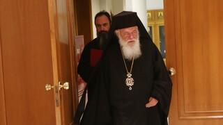Παράταση lockdown: Διαρκής Ιερά Σύνοδος τη Δευτέρα με εντολή Ιερωνύμου