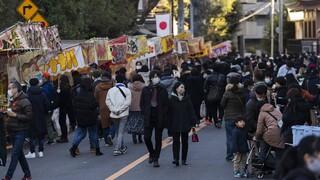 Κορωνοϊός: Έξαρση κρουσμάτων στην Ιαπωνία - Πιθανή κήρυξη κατάστασης έκτακτης ανάγκης