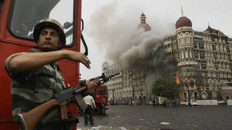 Πακιστάν: Συνελήφθη ένας από τους εγκεφάλους των επιθέσεων του 2008 στη Βομβάη