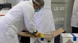 Επιχείρηση «Ελευθερία»: Τα εμβόλια ταξιδεύουν σε ολόκληρη την Ελλάδα