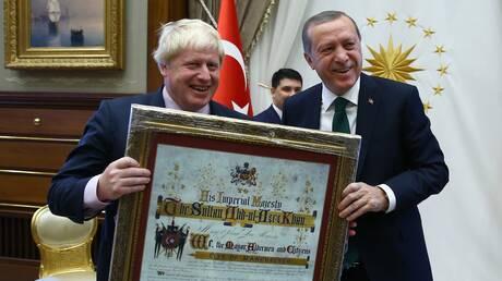 Guardian: Η εμπορική συμφωνία Βρετανίας-Τουρκίας αγνοεί τις παραβιάσεις των ανθρωπίνων δικαιωμάτων