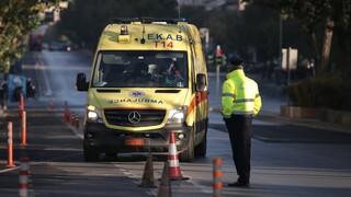 Σέρρες: Τροχαίο δυστύχημα με έναν νεκρό - Το ΙΧ του συγκρούστηκε με λεωφορείο της ΕΛ.ΑΣ.