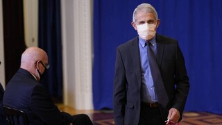 Κορωνοϊός - Φάουτσι: Μπορούμε να φτάσουμε το ένα εκατομμύριο εμβολιασμούς την ημέρα