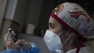 Κορωνοϊός - Ιταλία: 347 νεκροί, 14.245 νέα κρούσματα και ανησυχία για καθυστερήσεις των εμβολιασμών