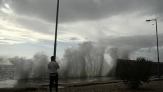 Καιρός: Ισχυρές βροχές και καταιγίδες σε όλη τη χώρα σήμερα