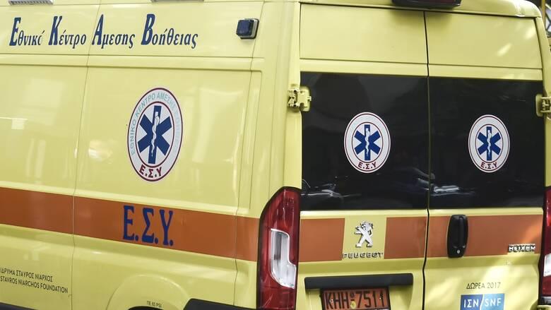 Θεσσαλονίκη: Σε κρίσιμη κατάσταση παιδάκι που έπεσε από μπαλκόνι πολυκατοικίας