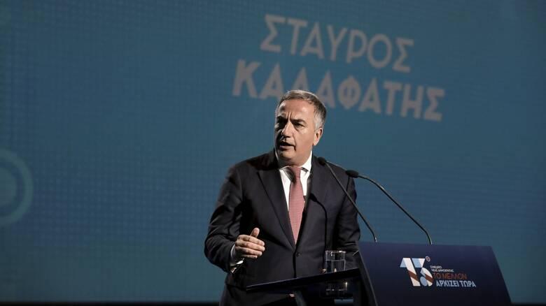 Ανασχηματισμός: Ποιος είναι ο νέος υφυπουργός Μακεδονίας και Θράκης Σταύρος Καλαφάτης