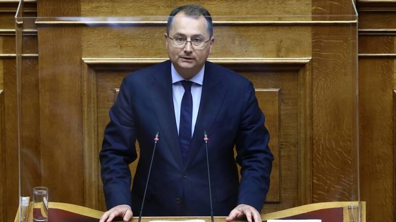Ανασχηματισμός: Αυτός είναι ο νέος υφυπουργός αρμόδιος για το Κτηματολόγιο Γιώργος Στύλιος