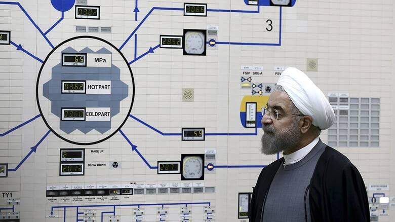 Το Ιράν παραβιάζει τη συμφωνία για τα πυρηνικά: «Σε εξέλιξη εμπλουτισμός ουρανίου στο 20%»