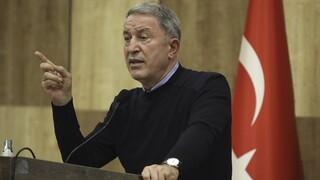 Νέες εμπρηστικές δηλώσεις Ακάρ: Η Ελλάδα εξαπατά με ψέματα