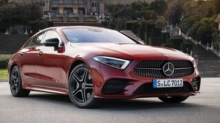H Mercedes κάνει plug-in υβριδική και τη CLS, με έως και 320 ίππους από 2.000 κυβικά