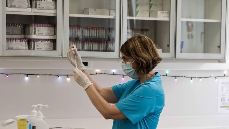 Κορωνοϊός: Στις 11 Ιανουαρίου ανοίγει η πλατφόρμα για ραντεβού εμβολιασμού