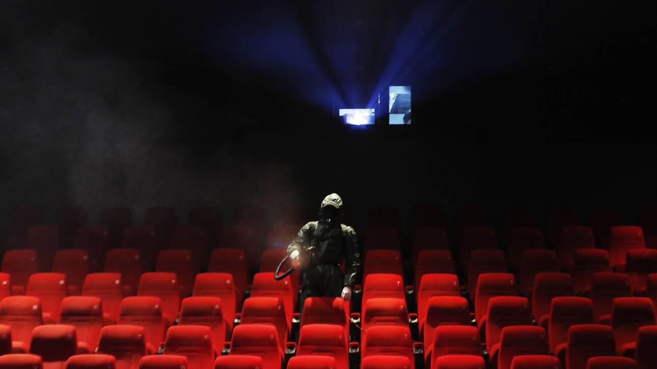 Box office: 57%-76% κάτω οι εισπράξεις για τους κινηματογράφους το 2020
