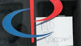 Αλαλούμ στις ΗΠΑ: Εκατομμύρια εμβόλια κορωνοϊού μένουν αχρησιμοποίητα στα ψυγεία των νοσοκομείων