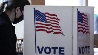 Εκλογές ΗΠΑ: Σε εξέλιξη η κρίσιμη καταμέτρηση στην Τζόρτζια