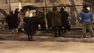 Θεοφάνεια: Από τα ξημερώματα στις εκκλησίες οι πιστοί στη Θεσσαλονίκη