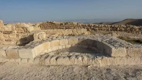 Ανακαλύφθηκε η αίθουσα στην οποία καταδικάστηκε ο Ιωάννης Ο Βαπτιστής από τον Ηρώδη Αντύπα;