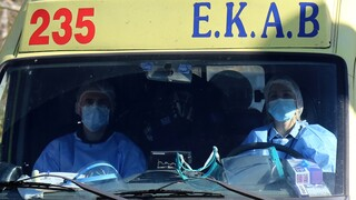 Ηράκλειο: Τροχαίο ατύχημα με πέντε τραυματίες