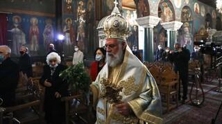 Αθηναγόρας στον Alpha 98, 9: Εκκλησία έδειξε ανυπακοή με την ανοχή της κυβέρνησης