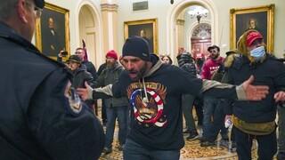ΗΠΑ: Εισβολή στο Καπιτώλιο από υποστηρικτές του Τραμπ
