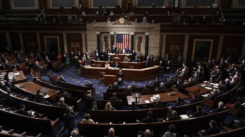 ΗΠΑ: Οι Δημοκρατικοί παίρνουν τον έλεγχο της Γερουσίας