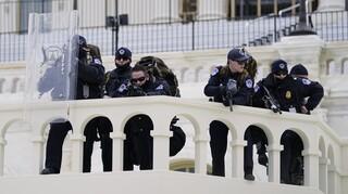 ΗΠΑ: Στο Καπιτώλιο ειδικές δυνάμεις, καθ' οδόν η Εθνοφρουρά