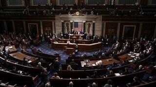 ΗΠΑ: Η Γερουσία συνεδριάζει ξανά για να κυρώσει τη νίκη του Τζο Μπάιντεν στις εκλογές