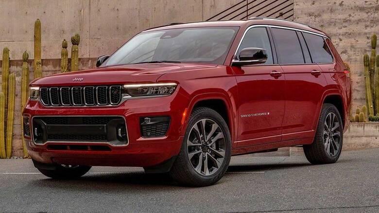 Το καινούργιο Jeep Grand Cherokee δεν θυμίζει σε κάτι το προηγούμενο