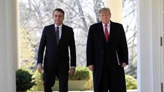 Βραζιλία: Ο Μπολσονάρου στη γραμμή Τραμπ περί «νοθείας» – «Ουδέν σχόλιο» για το Καπιτώλιο