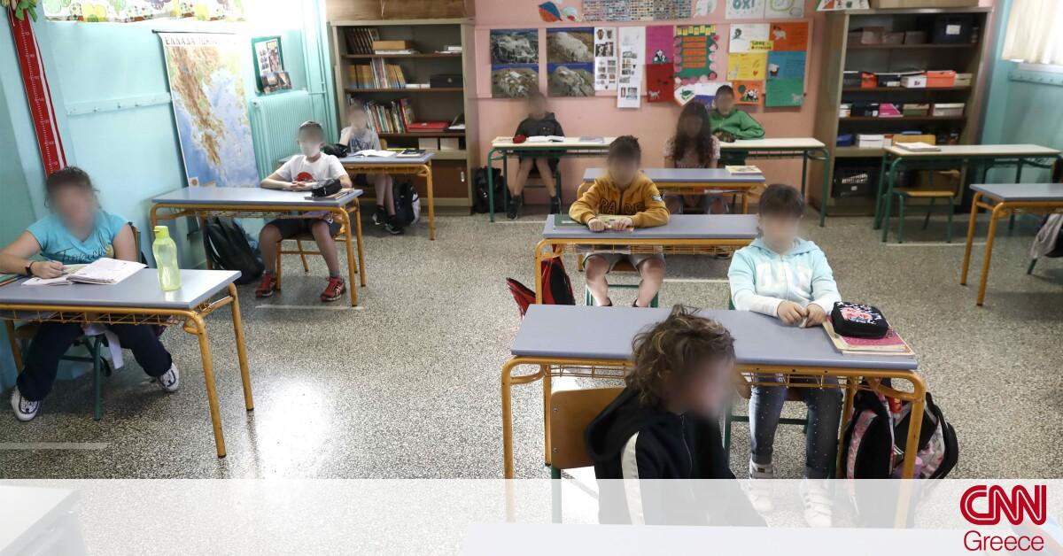 Κορωνοϊός – Άνοιγμα σχολείων: Επιστρέφουν οι μαθητές στα θρανία στις 11 Ιανουαρίου