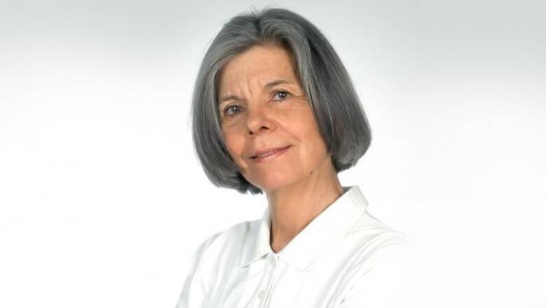 Τιτίνα Δανέλλη: Πέθανε η δημοσιογράφος και συγγραφέας