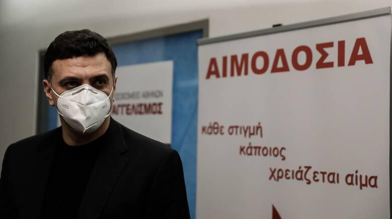 Κικίλιας: Στην πρώτη φάση του εμβολιασμού περιλαμβάνονται οι ιδιώτες ιατροί και οδοντίατροι