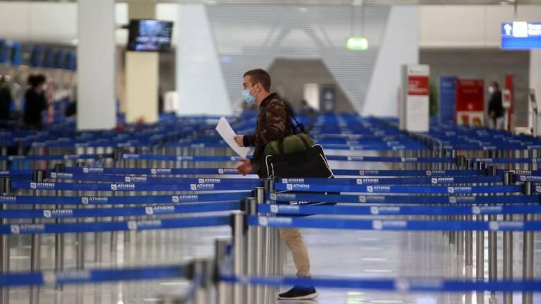 Κορωνοϊός: Υποχρεωτική 7ήμερη καραντίνα για όσους φτάνουν από το εξωτερικό