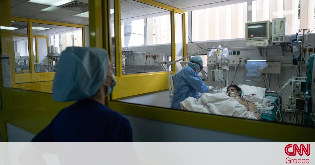 Κορωνοϊός – Παπαευαγγέλου: «Καμπανάκι» για την αύξηση νοσηλευόμενων και διασωληνωμένων στην Αττική