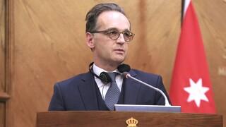 Ο Μάας θέλει συνεργασία με ΗΠΑ για ένα «Σχέδιο Μάρσαλ» για τη δημοκρατία