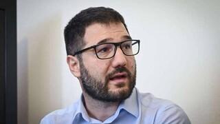 Κορωνοϊός - Ηλιόπουλος: Επικίνδυνη η κυβέρνηση, έχει χάσει κάθε έλεγχο