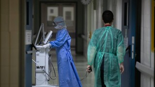 Κορωνοϊός: Στους 19 οι νεκροί υγειονομικοί – Κατέληξε 42χρονος στην Αλεξανδρούπολη
