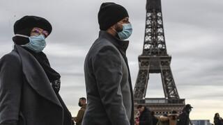 Κορωνοϊός - Γαλλία: Σκληρό lockdown σε 8 περιοχές μετά την εμφάνιση του μεταλλαγμένου στελέχους
