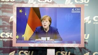 Κορωνοϊός: Τους 40.000 νεκρούς έφτασε η Γερμανία - Μέρκελ: Τα χειρότερα έπονται