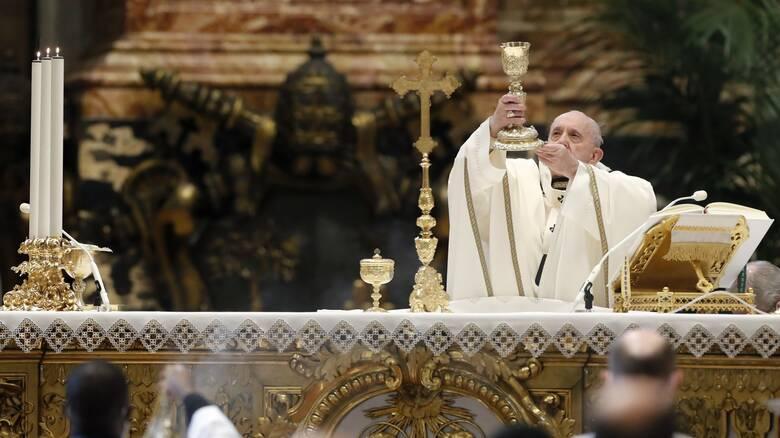 Έκκληση πάπα Φραγκίσκου προς Αμερικανούς: Προστατεύστε τις δημοκρατικές αξίες