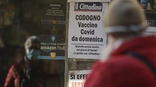 Κορωνοϊός: Προς νέα σκληρά μέτρα η Ιταλία - Σε κατάσταση έκτακτης ανάγκης μέχρι το καλοκαίρι;