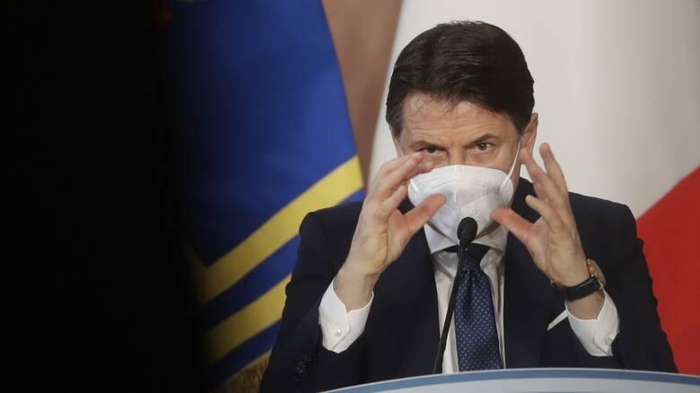 Ιταλία: Μάχη επιβίωσης δίνει η κυβέρνηση Κόντε