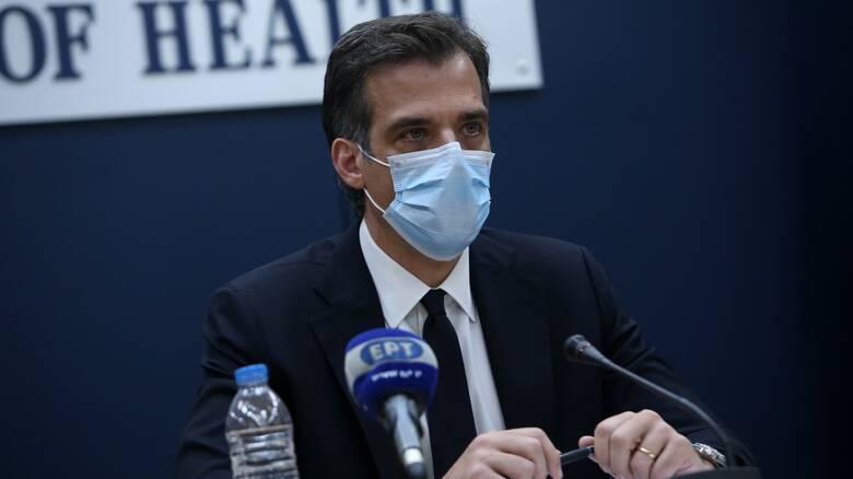 Πρόεδρος ΕΟΔΥ: Εξαιρετικά δύσκολο το επόμενο τρίμηνο - Στόχος να εμβολιαστούν οι 70+ έως τον Μάρτιο