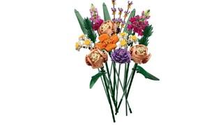 LEGO: Ένα μπουκέτο λουλούδια από 756 τουβλάκια