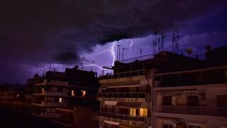 Έκτακτο δελτίο καιρού: Ραγδαία αλλαγή - Καταιγίδες και χαλάζι από σήμερα το απόγευμα