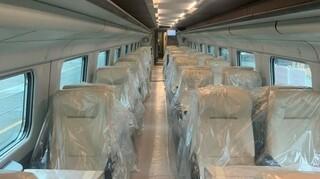 ΤΡΑΙΝΟΣΕ: Στις 18 Ιανουαρίου φτάνει από την Ιταλία το πρώτο τρένο νέας γενιάς