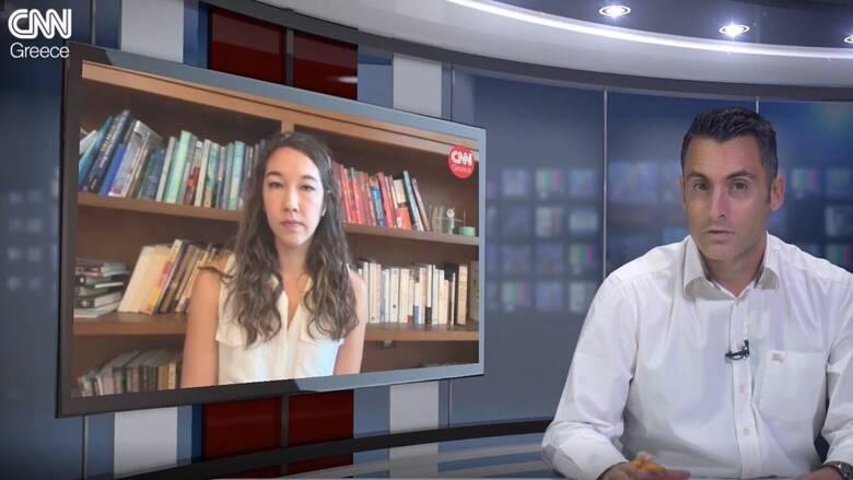 Νοσοκόμα του UCLA στο CNN Greece: Έκανα το εμβόλιο, είχα όλες τις παρενέργειες αλλά αυτό είναι καλό